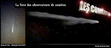 http://fr.groups.yahoo.com/neo/groups/les_cometes/info