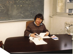 Michel Combes in 1990
