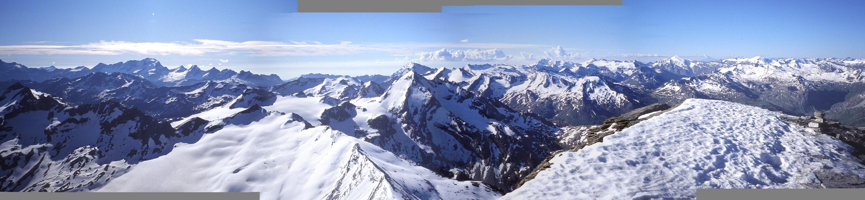 Panoramas de haute montagne for Haute maurienne
