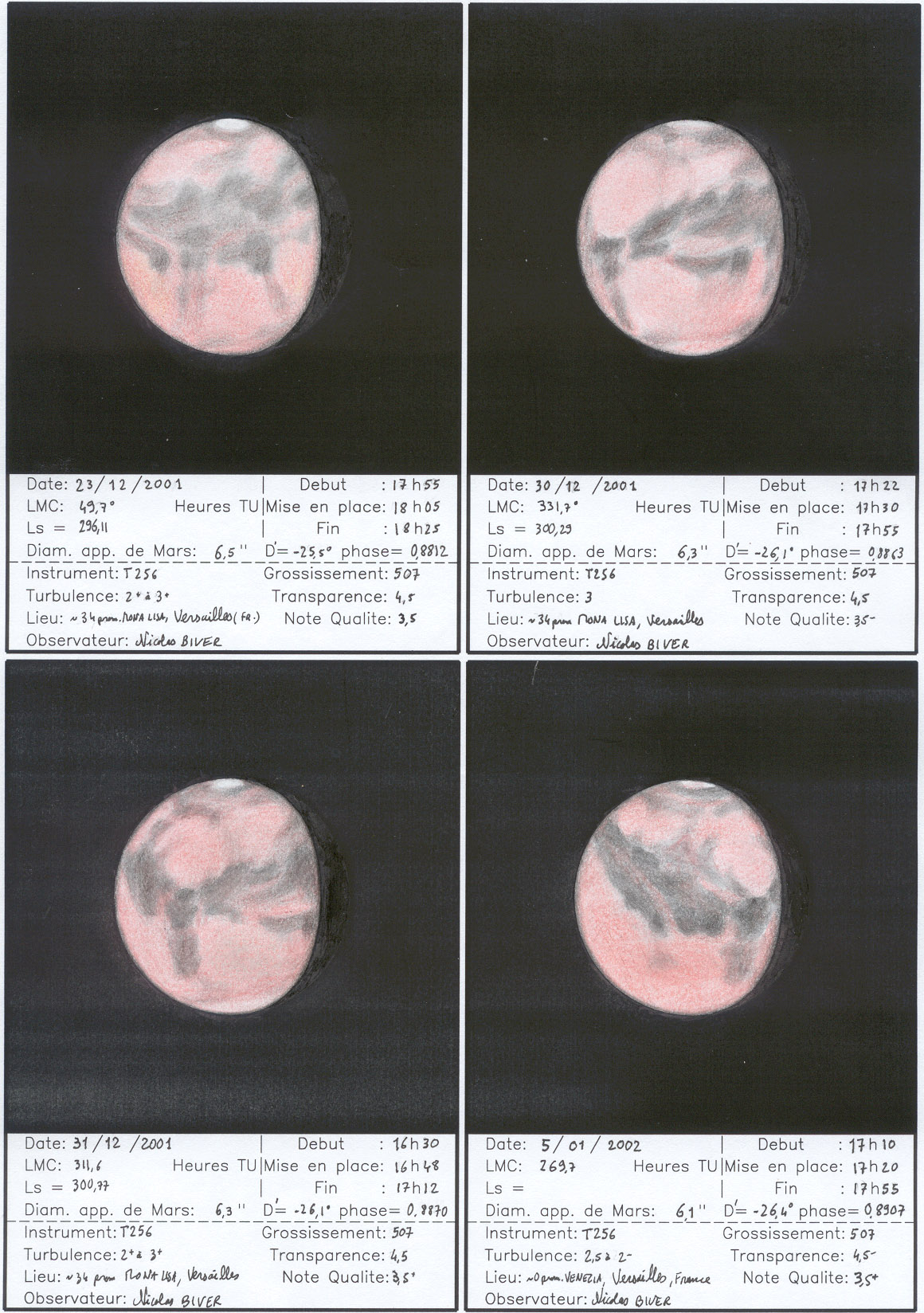 MARS observations by Nicolas Biver 8577fd988ee